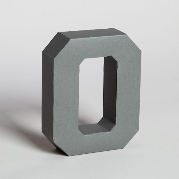Papertype lettere decorative