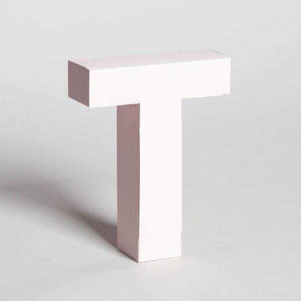 Papertype lettere arredamento