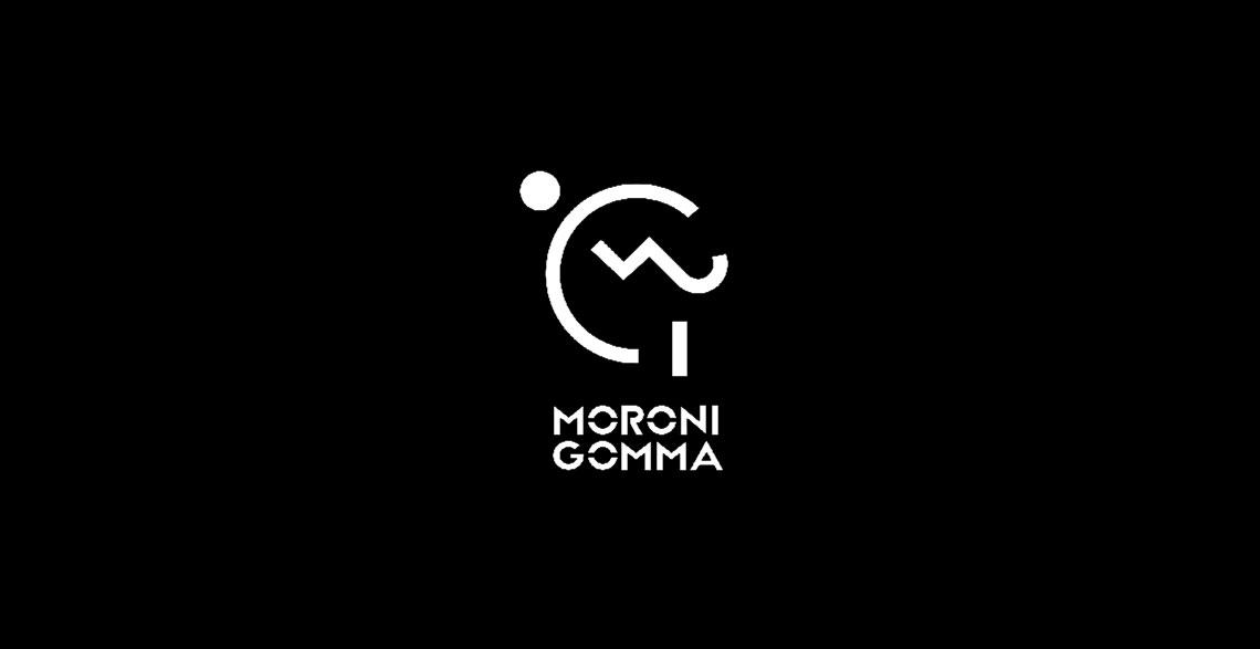 Papertype arriva a Milano. Le lettere da parete Papertype approdano nello storico negozio Moroni Gomma   Milano